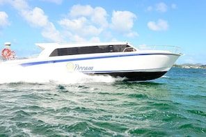 Shared Ferry Shuttle from St. Maarten to Anguilla