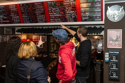 Amsterdam: Small-Group Beer Walking Tour