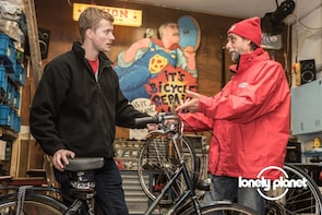 Lonely Planet Experiences: Cycle Amsterdam with a Local