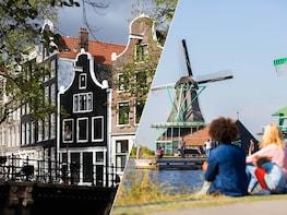 ,Excursión a Molinos de Zaanse Schans,Excursion to Zaanse Schans Windmills,Excursión a Volendam, Edam y Marken,Zaanse Schans + Volendam + Edam + Marken