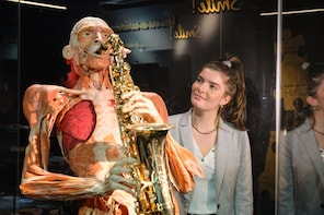 Først i køen-billetter til BODY WORLDS Amsterdam