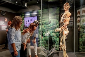 Skip-the-Line BODY WORLDS Amsterdam Tickets