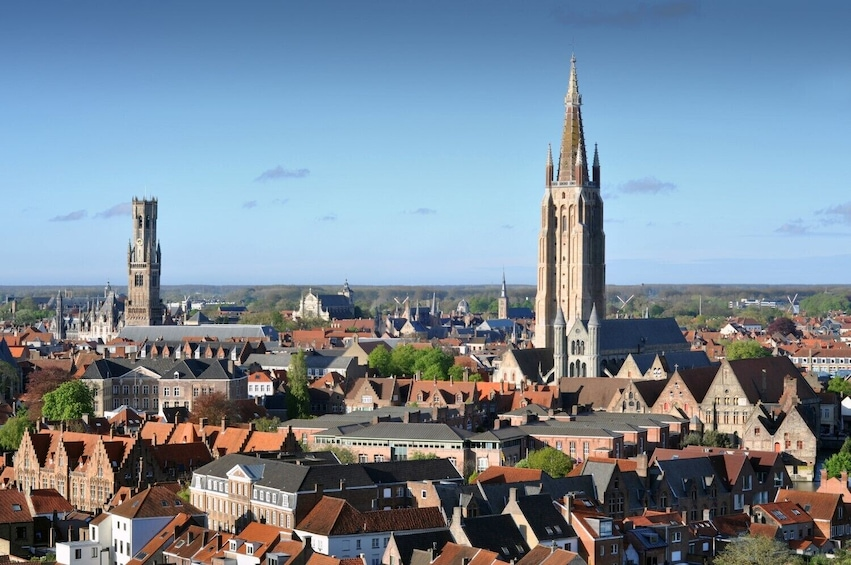 Show item 2 of 10. Bruges Day Trip from Amsterdam