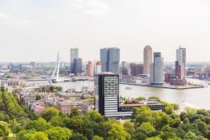 Dagexcursie vanuit Amsterdam naar Rotterdam, Delft en Den Haag