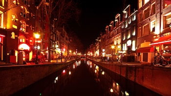 Red Light District Walking Tour & Secrets Museum Ticket