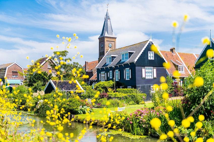 Foto 5 von 10 laden Dutch Countryside Tour with Windmills, Volendam & Marken