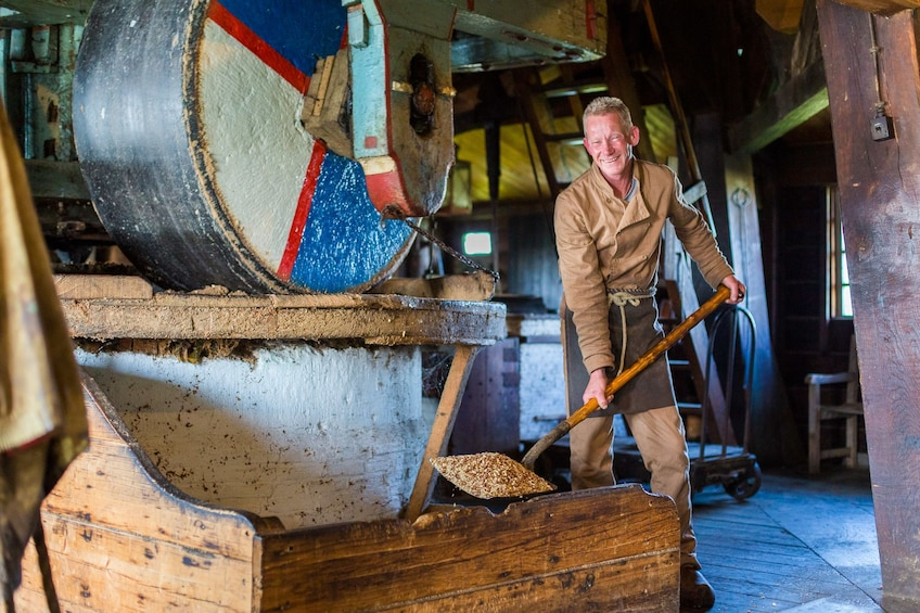 Foto 4 von 10 laden Dutch Countryside Tour with Windmills, Volendam & Marken