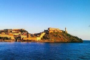 Portoferraio, the fisherman village chosen by Etruscans, Medici and Napoleo...