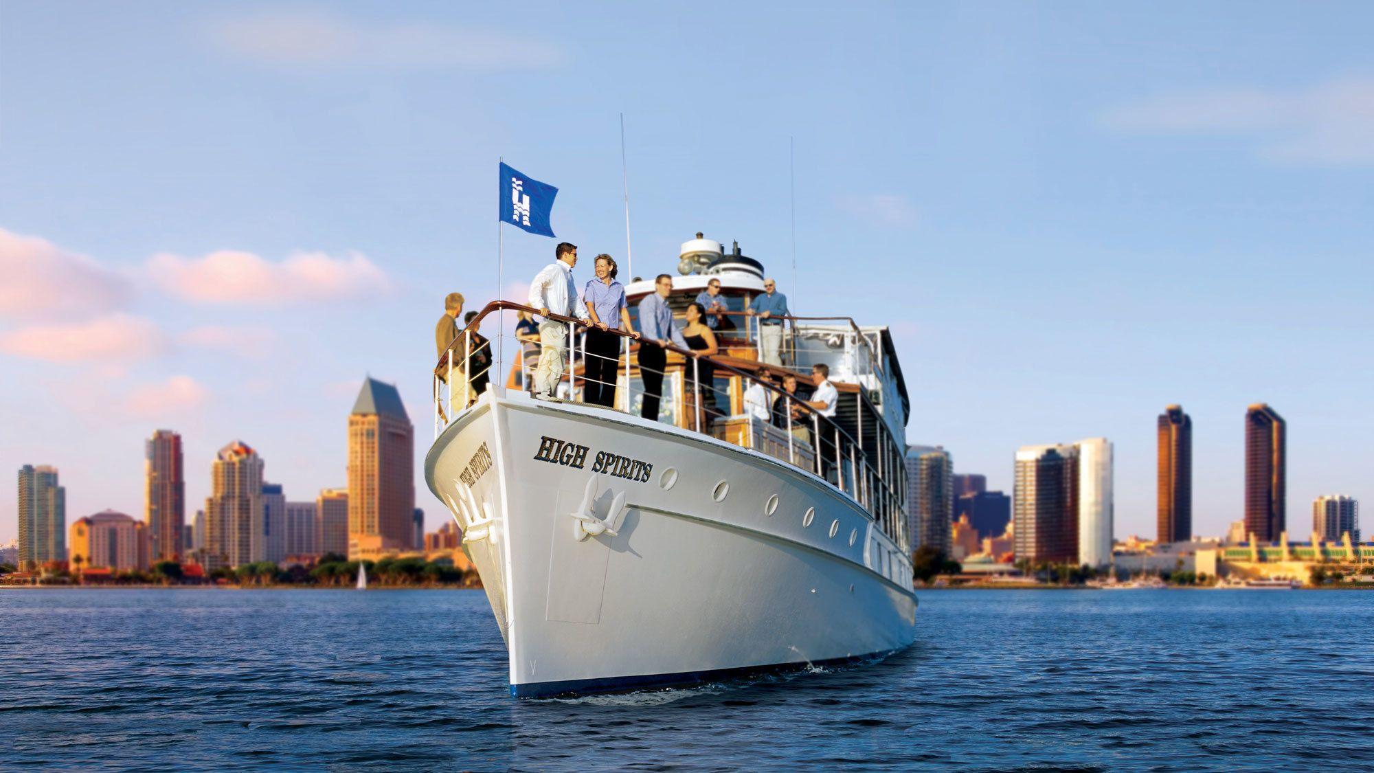 Harbor Cruise of San Diego Bay