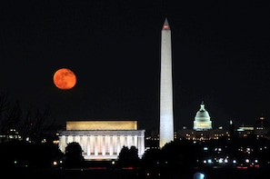 D.C. After Dark Tour: Guided City Highlights Tour