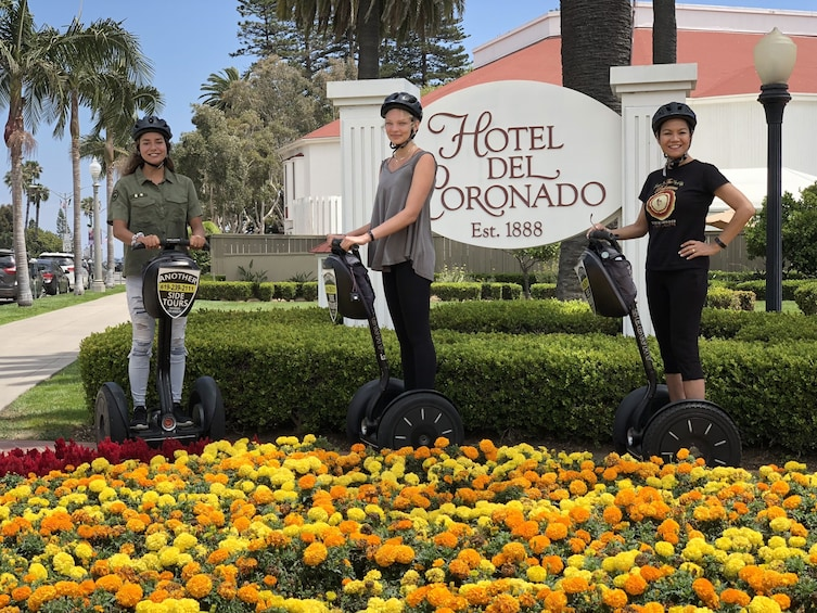 Show item 2 of 7. The Coronado Segway Tour