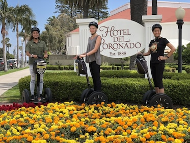 The Coronado Segway Tour