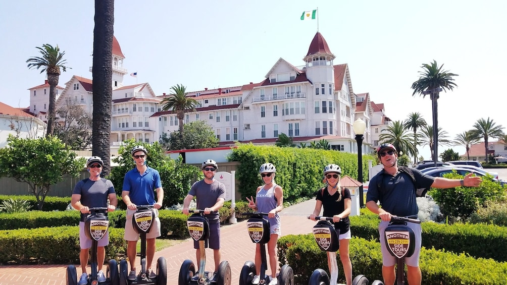 Show item 1 of 7. The Coronado Segway Tour
