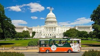 Tour hop-on hop-off di Washington D.C. + Tour del Cimitero di Arlington + T...