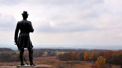 Civil War statue at Gettysburg in Washington DC