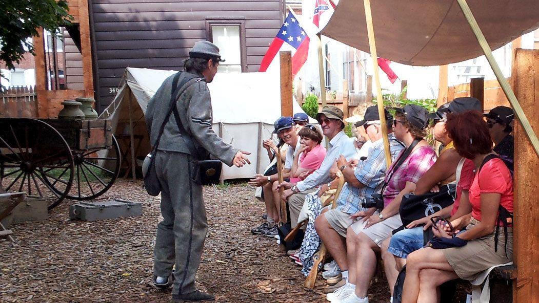 Dagexcursie naar Gettysburg