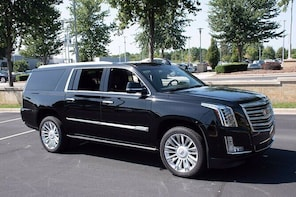 Departure Private Transfer Foxwoods Resort Casino to BDL Bradley Airport