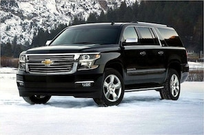 Arrival Private Transfer Charlotte Douglas Airport CLT to Charlotte by SUV