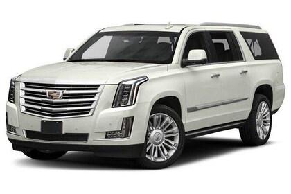 SUV Cadillac Escalade Exterior