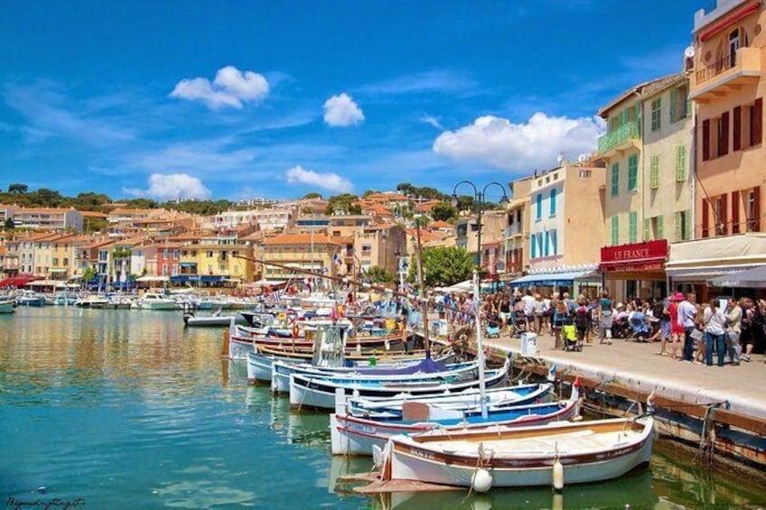 Show item 1 of 5. Mediterranean Villigages Tour from Marseille Cruise Port or Hotel by Luxury Van