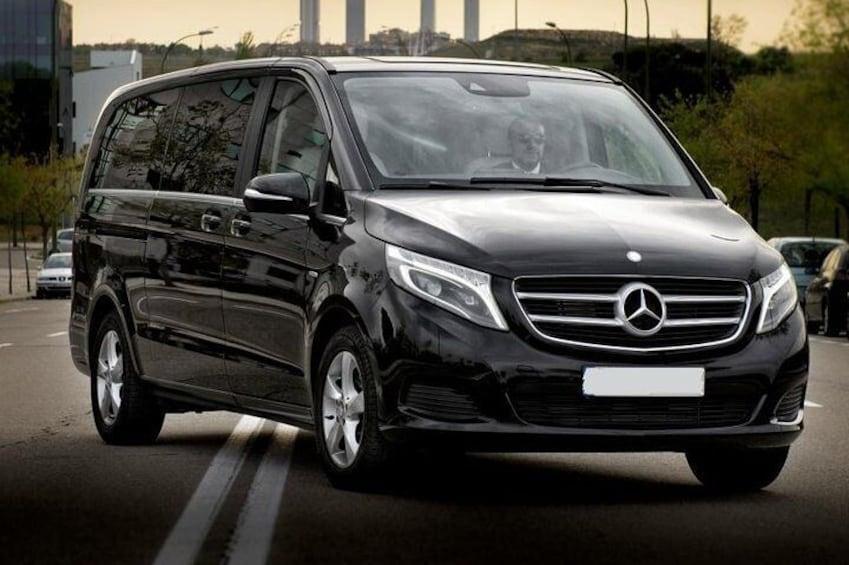 Show item 4 of 5. Luxury Van Mercedes V Class