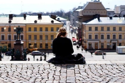 Helsinki by Yourself with English Chauffeur