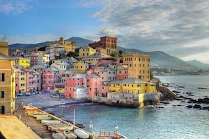 Genoa by Yourself with English Chauffeur