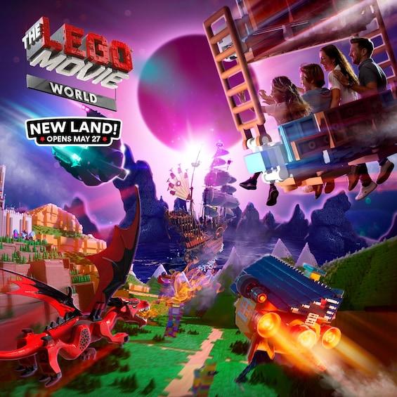 Show item 1 of 17. LEGOLAND® California Resort