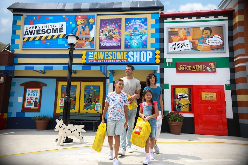 Show item 4 of 17. LEGOLAND® California Resort