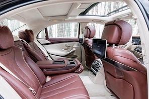 Munich City Departure Private Transfer to Munich Airport MUC in Luxury Car