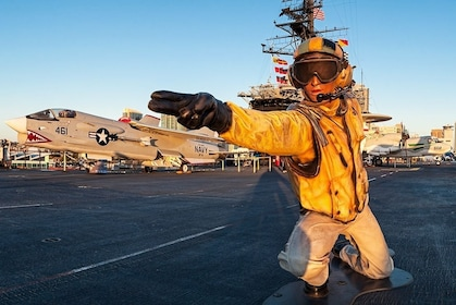 USS Midway Museum with Skip-the-Line Entry