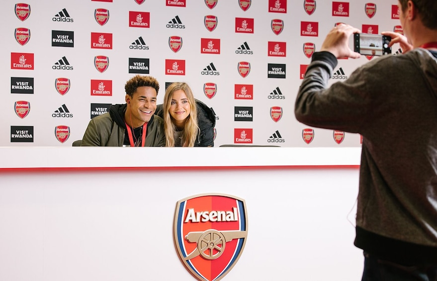 Apri foto 4 di 8. Emirates Stadium Tour