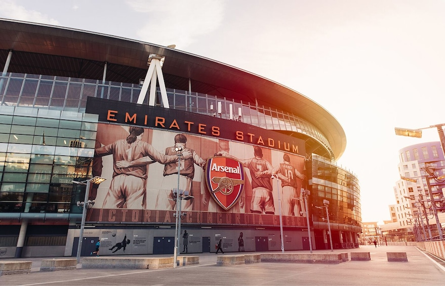 Apri foto 3 di 8. Emirates Stadium Tour