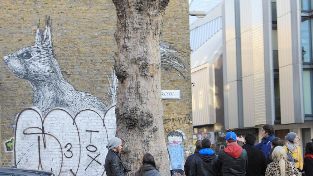 Show item 2 of 7. Street Art Tour of London
