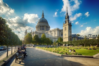 St Paul's Cathedral Skip-the-Line Tickets