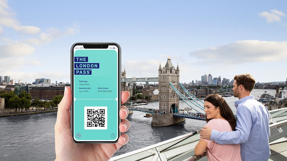 Apri foto 1 di 10. The London Pass®: Access 80+ Tours & Attractions