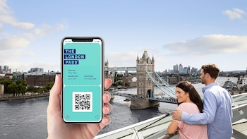 London Pass®: Adgang til over 80 turer og severdigheter