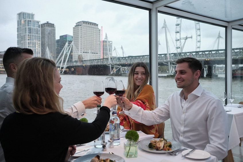 Show item 1 of 7. River Thames Lunch Cruise