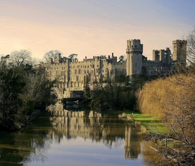 Charger l'élément 5 sur 10. Warwick Castle, Stratford-upon-Avon & Oxford