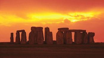 Entrada a Stonehenge con traslado y audioguía