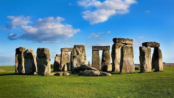 Stonehenge Eintritt mit Transport von London