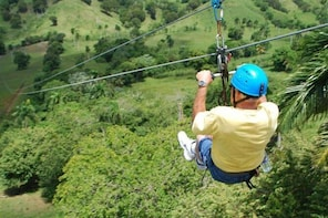 Shore Excursion: Zipline at Country World Adventure Park