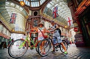 Fahrradtour durch das geheime London