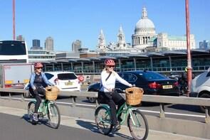 Eccezionale tour di Londra in bicicletta