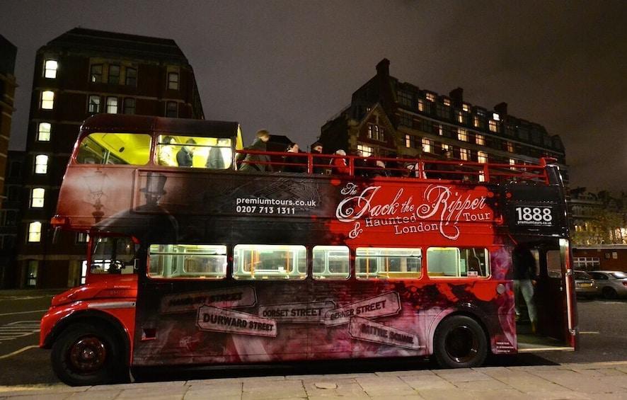 Jack the Ripper, Haunted London & Sherlock Holmes Tour