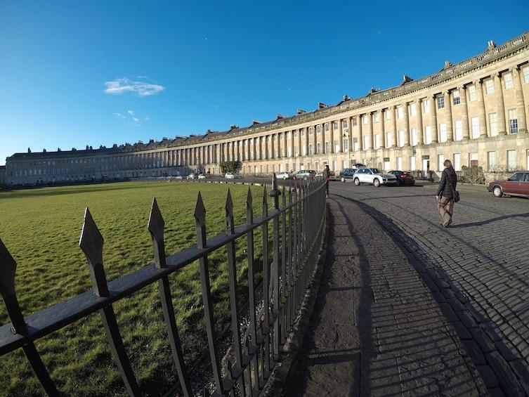 Windsor Castle,Roman Bath & Stonehenge Tour