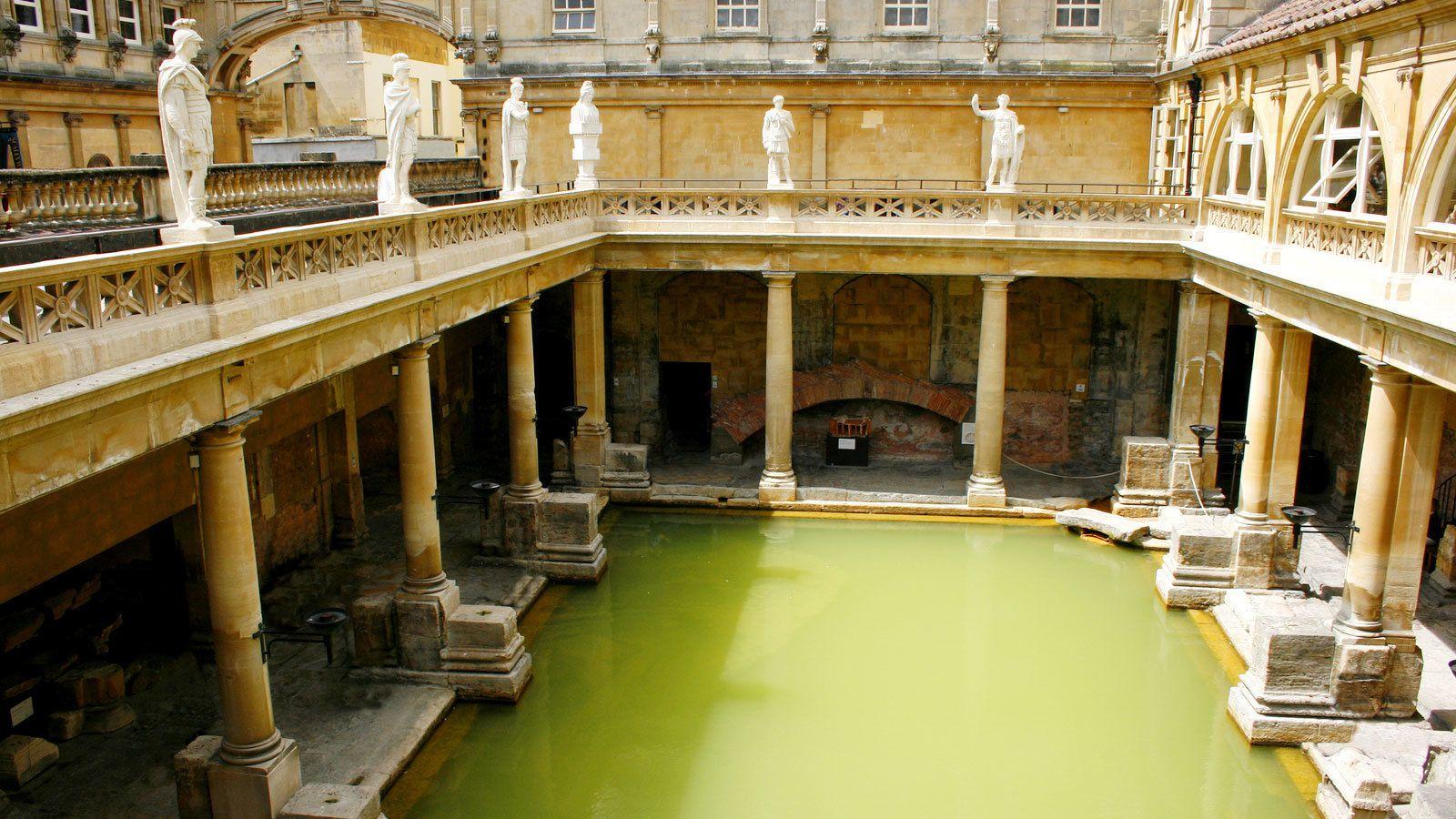 Greek Bath in London