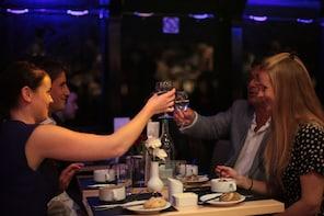 Crucero y cena en el río Támesis