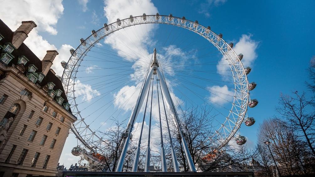Foto 1 von 10 laden London Eye Experience Tickets