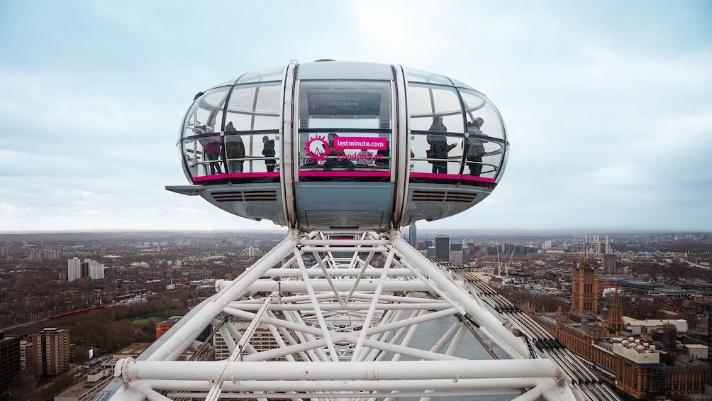 Foto 3 von 10 laden London Eye Experience Tickets
